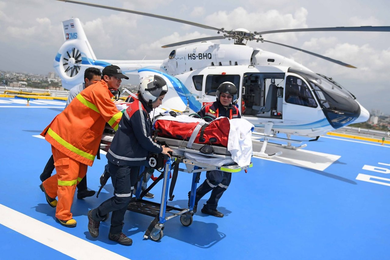 Best Tips Before Transporting Senior Medical Patients In An Air Ambulance