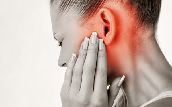 Ear pain after tooth extraction