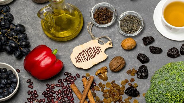 The Benefits Of Antioxidants For Health