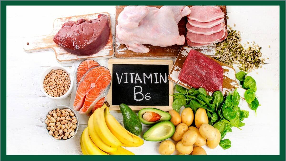 VITAMIN B6 – PROPERTIES AND OCCURRENCE