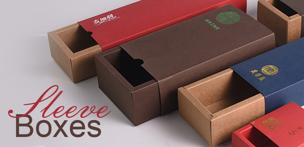 Why Should You Use a Printed Sleeve For Various kinds Of Boxes?