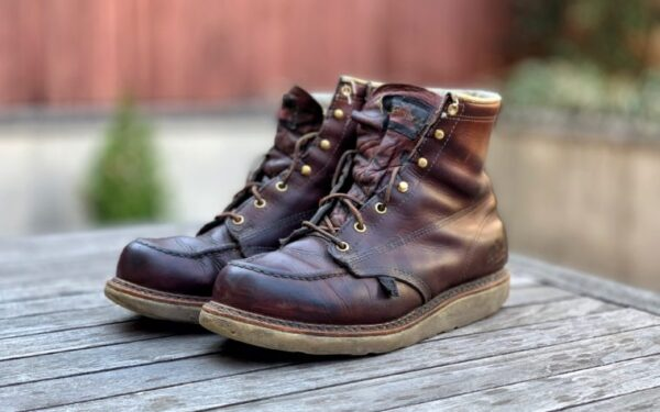 Why are Thorogood boots so popular?