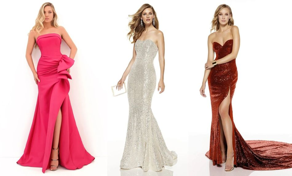 What Are The Different Types And Styles Of Pageant Dresses?