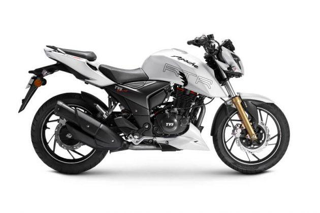 TVS Apache RTR 160 – All you need to know about the 4V