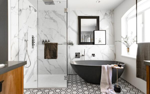 New Ideas for Modern Bathroom Trends 2021