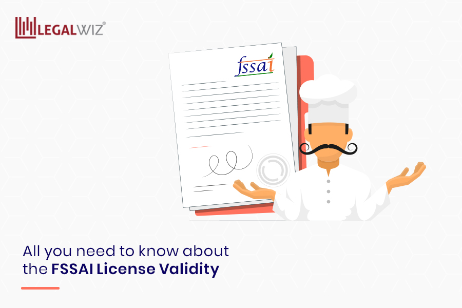 All you need to know about the FSSAI license validity