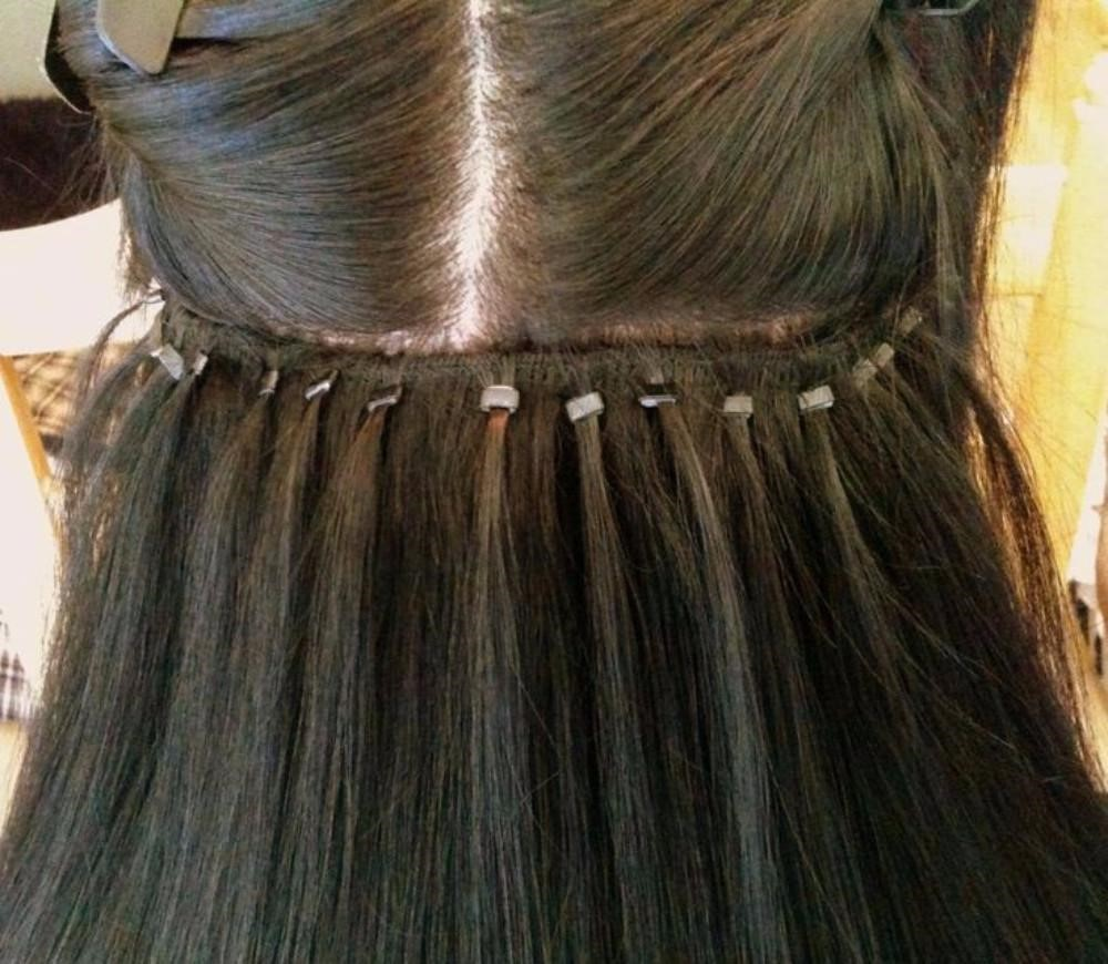 ring Hair Extensions 1