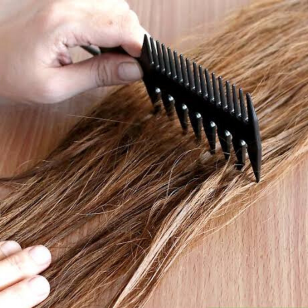 Brush your extensions