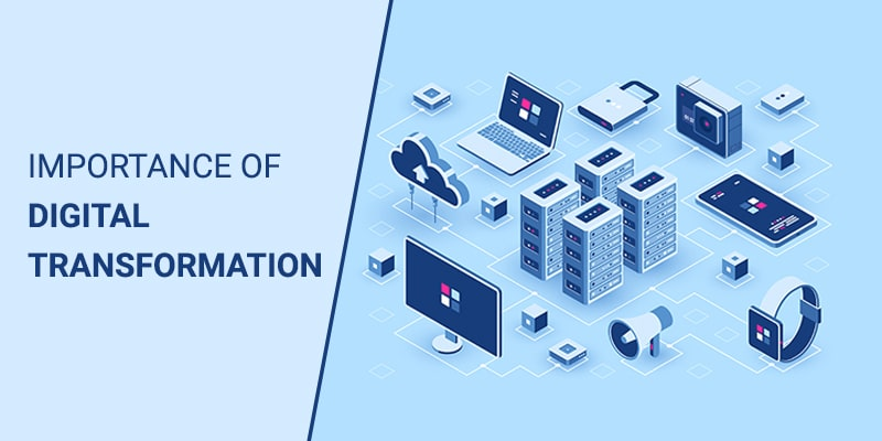 The Importance of Digital Transformation.