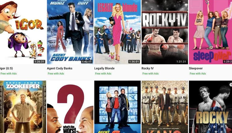 BEST SITES FOR LATEST MOVIES