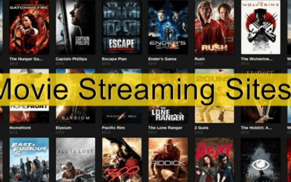 BEST SITES FOR MOVIE STREAMING FREE