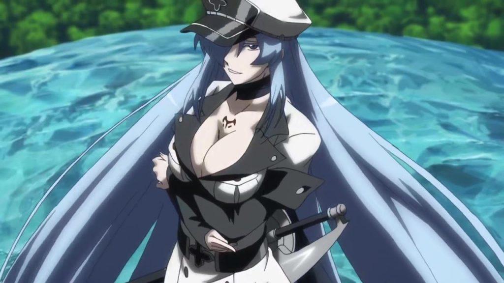 Esdeath, Akame ga Kill