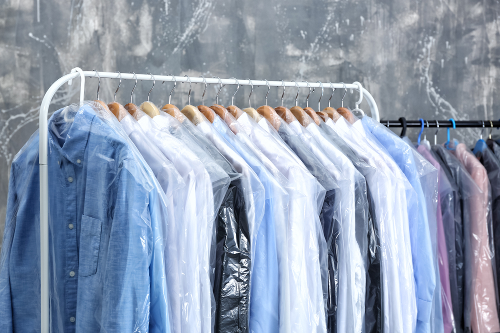 Everything You've Ever Wanted to Know About DIY Dry Cleaning at Home