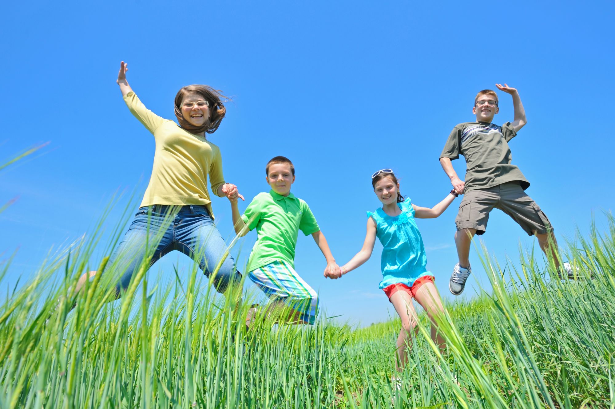 How to Help Your Kids Burn Off Energy